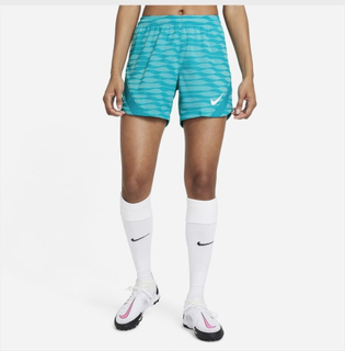 Nike Shorts Dri-FIT Strike 21 - Blå/Turkos/Vit Dam