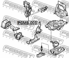 Motormontering FEBEST PGMB-003