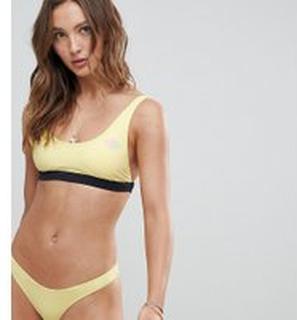 Billabong Exclusive 80's Bikini Top - Sunkissed