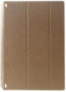 Hazel Lines Lenovo Yoga Tablet 2 8.0 Lær Stand Etui - Champagne