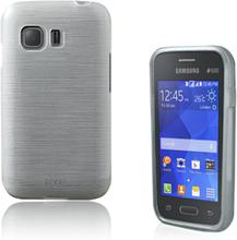 Bremer Samsung Galaxy Young 2 Deksel - Hvit