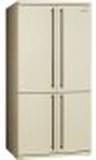 Smeg FQ60CPO-Kyl/frys Med 4 Dörrar Gräddfärgad A+