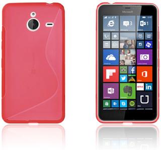 Lagerlöf Microsoft Lumia 640 XL Deksler - Rød