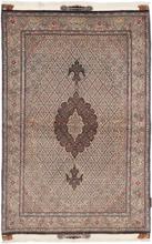 Tabriz 50 Raj med silke matta 101x153 Persisk Matta