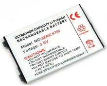 Batteri till bl.a. Sony Ericsson K300, K700 (BST-30)