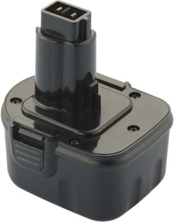 Verktygsbatteri kompatibelt med bl.a. Dewalt batteri DE9075