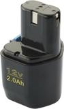 Batteri för Hitachi verktyg - Batteri FEB12s - 12V