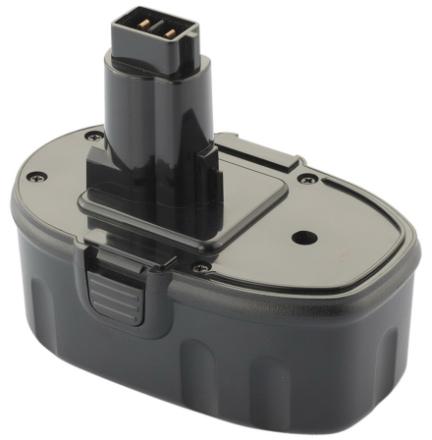 Verktygsbatteri kompatibelt med bl.a. Dewalt batteri DE9096