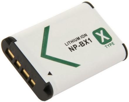 Kamerabatteri NP-BX1 till Sony kamera