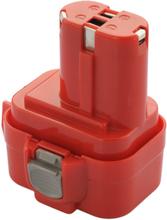 Verktygsbatteri kompatibelt med bl.a. Makita 9101A