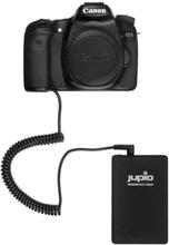 Jupio PowerVault bärbar strömförsörjning till Canon LP-E8