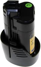 Batteri till Bosch verktyg - 10,8V - kompatibelt med bl.a. 2 607 336 864