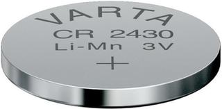 Varta CR2430 knappcellsbatteri - 10 st.
