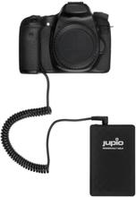 Jupio PowerVault bärbar strömförsörjning till Nikon EN-EL15 och EN-EL15b