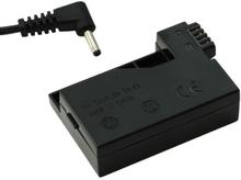 Nätadapter ACK-E8 till Canon - plus dummy-batteri