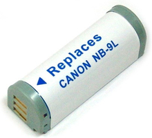 KamerabatteriNB-9L till Canonkamera