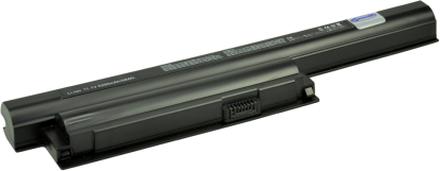 Laptop batteri VGP-BPS26 för bl.a. Sony Vaio VPC-CA15FA - 5200mAh