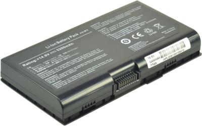 Laptop batteri A42-M70 för bl.a. Asus A42-M70 - 52