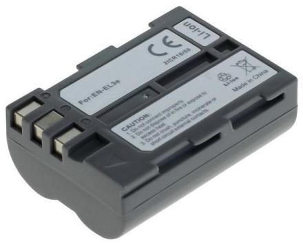 Kamerabatteri till Nikon D200