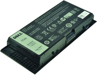 Laptop batteri 451-12032 til bl.a. Dell Precision M4600 - 5800mAh - Original Dell