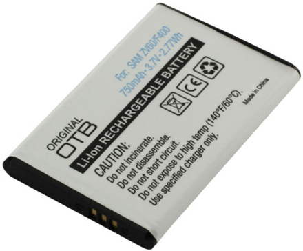 Batteri till Samsung S5550 (GT-S5550)