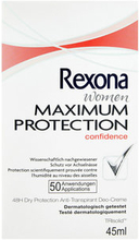 Maximum Protection Confidence Dedorant, 45 ml