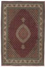 Tabriz 50 Raj med silke matta 210x310 Persisk Matta