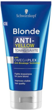 Schwarzkopf Blonde Anti-Yellow Toning Hårtoning