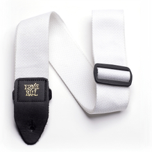 Ernie Ball Guitar Strap White