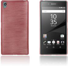 Bremer Sony Xperia Z5 Premium deksel - Rosa