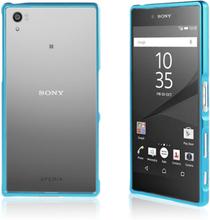 Remes Sony Xperia Z5 Premium Aluminium Støtfanger - Lyse blå