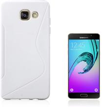 Lagerlöf TPU deksel for Samsung Galaxy A5 SM-A510F (2016) - hvit
