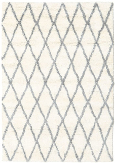Queens - Grå - Comb. matta 140x200 Orientalisk Matta