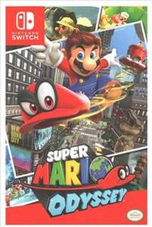 Super Mario Odyssey: Prima Official Guide