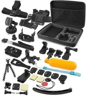 Ksix Ultimate 38-i-1 Tilbehør Sæt til GoPro og Action Kamera