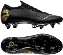 best sneakers aae8c f41fe Nike Mercurial Vapor 12 Elite SG-PRO Anti-Clog Black Lux - Svart