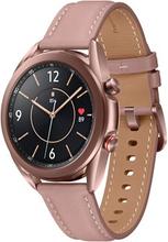 Samsung Galaxy Watch 3 4G 41mm Rose Gold Läder Rosa