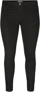 JUNAROSE Junarose Queen Slim Fit Jeans Women Black