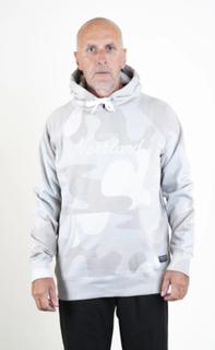 SQRTN Great Norrland Hood Grey Camo UTFÖRSÄLJNING