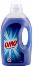 Omo Flüssigwaschmittel Brilliant Weiß 1300 ml