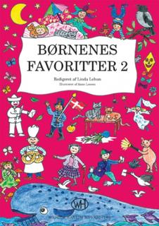 Børnenes Favoritter 2 (Bog)