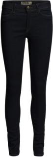 Erin Izaro Dark Skinny Jeans Blå ICHI