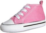 Converse FIRST STAR HI Babyskor pink