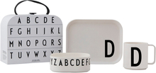 Design Letters - Classics In A Suitcase, D