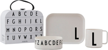 Design Letters - Classics In A Suitcase, L