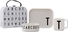 Design Letters - Classics In A Suitcase, T