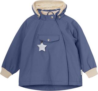 Mini A Ture Wai vårjakke til baby og barn, Blue Horizon