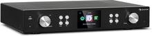 iTuner 320 ME digital HiFi-Tuner Spotify Connect BT App-Control svart