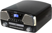 CR 1134 - audio system Pladespiller - Sort
