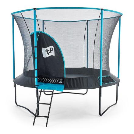 TP Toys TP legetøj 10ft geni runde trampolin blå